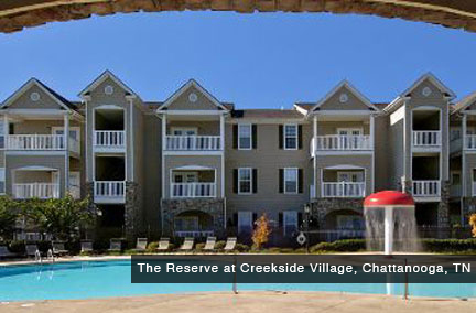 The Reserve at Creekside