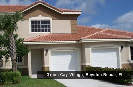 Green Cay Village Town Homes