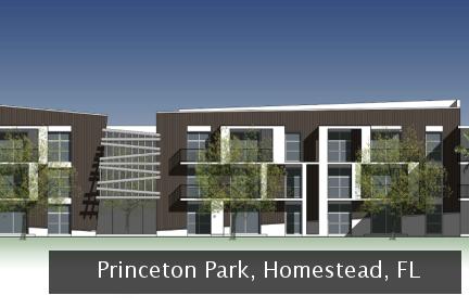 Princeton Park - Feature