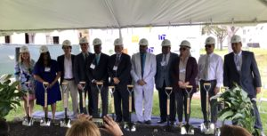 Covenant Villas Groundbreaking