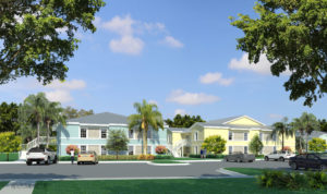Covenant Villas Rendering